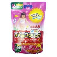 Трусики Goon Big 3 шт (12-17 кг) плавательные для девочек