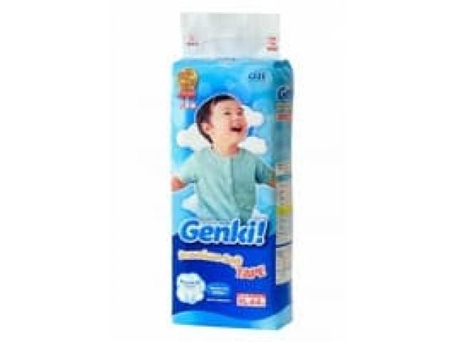 Подгузники Genki XL 44 шт (12-17 кг)