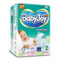 Подгузники Baby Joy 2 Small (3.5-7 кг.) 80 шт. Jumbo упаковка