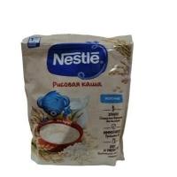 Nestle молочная каша Рисовая с 4 месяцев, 220 гр.