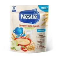 Nestle молочная каша пшеничная яблоко земляника 220 гр.