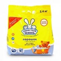 Порошок Ушастый нянь для стирки детского белья 2,4 кг