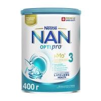 NAN 3 детское молочко 400 гр.