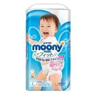Moony (Муни) трусики Man для мальчиков L (9-14 кг) 44 шт.(с логотипом Дисней )