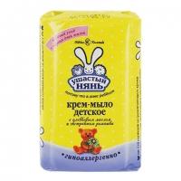 Крем-мыло Ушастый нянь с ромашкой 90 гр