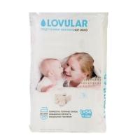 детские подгузники lovular hot wind L 9-13 кг., 54 шт.