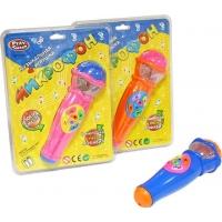 Play smart музыкальная игрушка микрофон