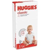 Подгузники Huggies Classic 5 ( 11-25 КГ) 58 шт.