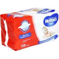 Салфетки влажные Huggies Classic (128 ШТ)
