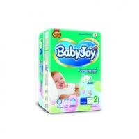 Подгузники Baby Joy 2 Small (3.5-7 кг.) 50 шт. mega  упаковка