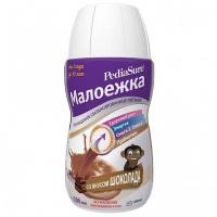 Симилак Педиашур - смесь малоежка со вкусом шоколада, 1-10лет, 200мл