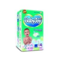 Подгузники Baby Joy 4 Large (10-18 кг.) 64 шт. Jumbo упаковка