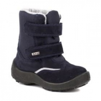 S-TEX Ботинки дошкольные тёмно- синие 45102 М