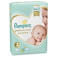 Подгузники Pampers Premium Care 2 (4-8 кг.) 20 шт.