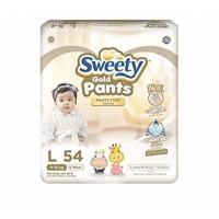 Sweety (Свити) Pantz Gold L 54  шт. (11-15кг.). трусики