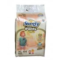 Sweety (Свити) Pantz Gold Xl 44  шт. ( 14-18 кг.). трусики