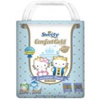 Sweety (Свити)  Comfort Gold S 50 шт. ( 3-6 кг.). подгузники