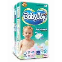 BabyJoy 5 (14-25 кг.) 7 штук