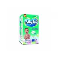 Подгузники Baby Joy 4 Large (10-18 кг.) 8 шт.