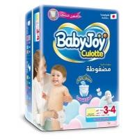 Трусики «Baby Joy» 3-4 Medium 7-12кг 9 шт.