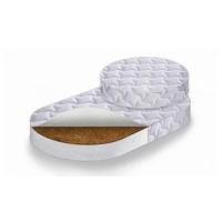 Комплект матрасов RingFix  в кровать-трансформер Круг+Овал средней степени жёсткости