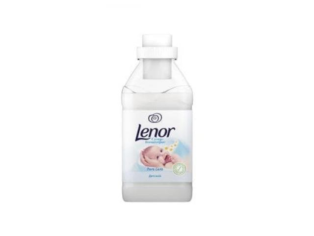 Lenor концентрированный кондиционер для белья Детский 2 л. гипоал.