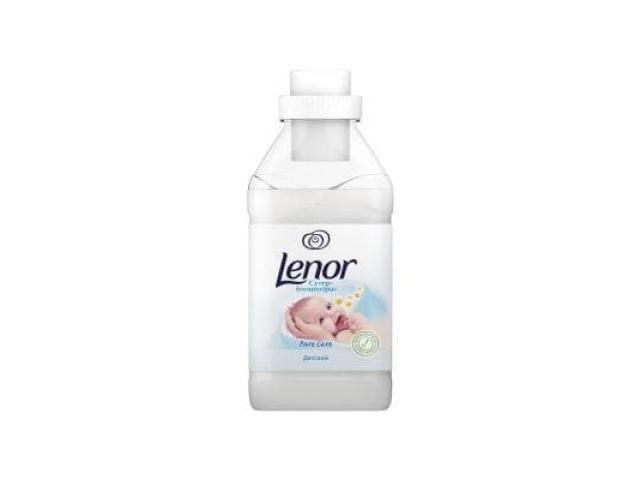 Lenor концентрированный кондиционер для белья Детский 500 мл. гипоал.