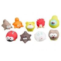 Набор игрушек для купания Лесные жители Roxy Kids