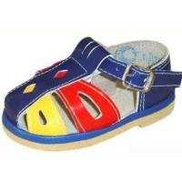Туфли летние ясельные ИК на ремешке