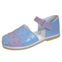 Туфли летние дошкольные ИК на липучке
