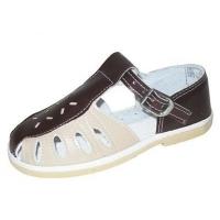 Туфли летние дошкольные ИК на ремешке