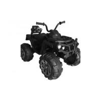 Квадроцикл Bugati на аккумуляторе, черный. 00-96205