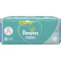 Pampers салфетки Sensitive 2*52