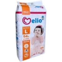 "Подгузники ""Mello"" размер L (9-14 кг.) 54 шт."