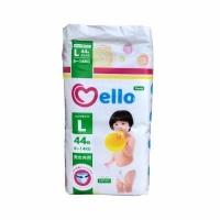 "Трусики ""Mello"" размер L (9-14 кг.) 44 шт."