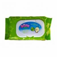 Салфетки LaCute влажные для детей 60шт