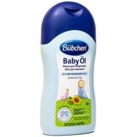 Bubchen  Масло для младенцев 200 мл