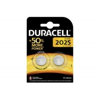 Duracell 2025 литиевые батарейки для электронных устройств 2 штуки
