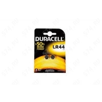 Duracell Батарейки DU Spec LR44 2BL UPGRADE