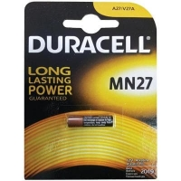 Duracell Alkaline Batteries for Electronics Devices MN27 1s