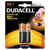 Duracell  AA карта HBDC B2