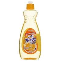 Жидкость для мытья посуды Mitsuei апельсин 600 мл. Япония