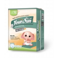 YourSun трусики  M (7-11кг), 56 шт