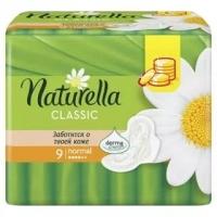 Naturella Classic ароматизированные прокладки  9 шт