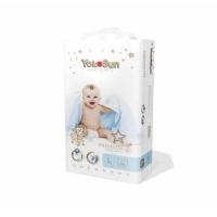 YokoSun трусики (9-14кг) L 44шт  Premium