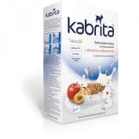 Kabrita Гречневая каша на козьем молоке с яблоком и абрикосом с 5месяцев 180г