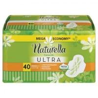 Naturella Ultra прокладки гигиенич. 40 шт 4 капли