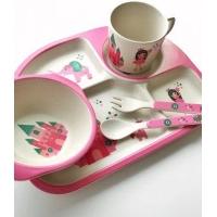 Бамбуковая ЭКО-посуда Принцесса