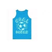 Майка BTN001587-3 Goal Squad цвет голубой