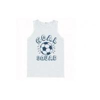 МайкаBTN001587-3 Goal squad цвет белый